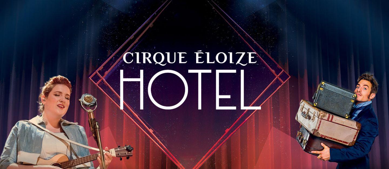 Hotel — Cirque Eloize
